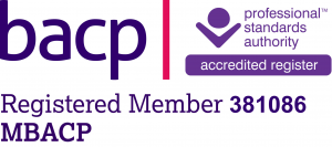 BACP Logo for registered member